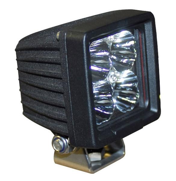 LIGHT, FOUR 5W LED LIGHTS, SQUARE, SPOT 20 WATT, EACH