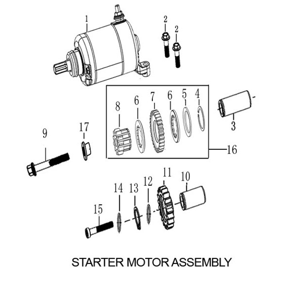 GEAR, REDUCTION, 2