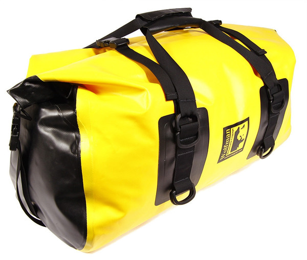 Exped Dry Duffel Large Yellow