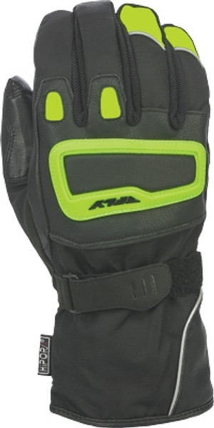 Fly Xplore Glove - HI-VIS Yellow/Black