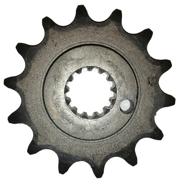 COUNTER SHAFT DRIVE SPROCKET, 14 TOOTH (STOCK)