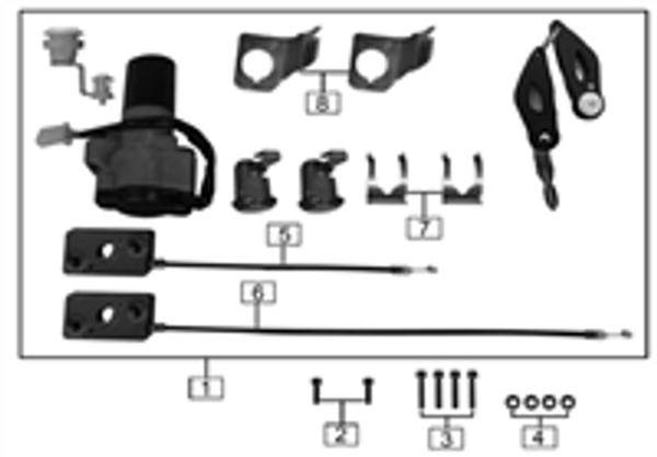 Vehicle locks
