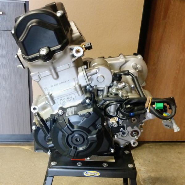 Engine 450cc, complete