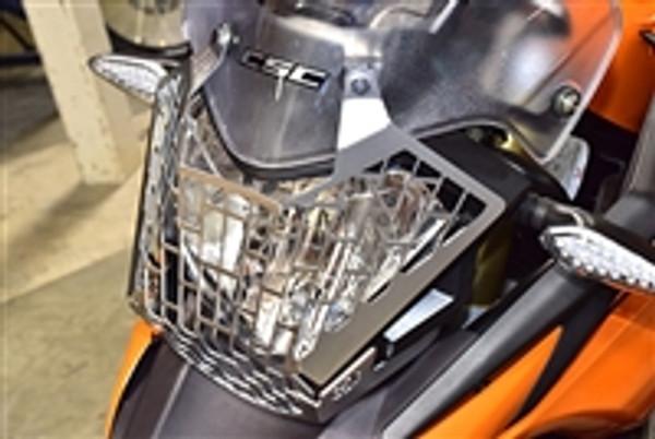 Billet Headlight Guard, RX3