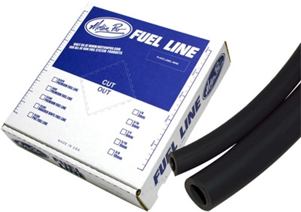 MP FUEL LINE TYGON 1/4 BK 2, per foot