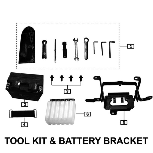 BATTERY,RX3  USE WPS49-2287