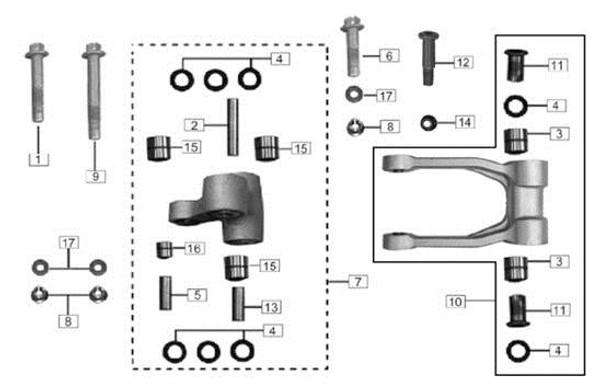 Needle bearing 3