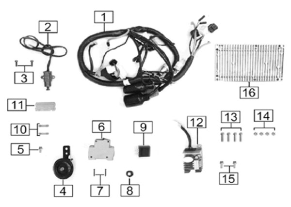 Controller assembly