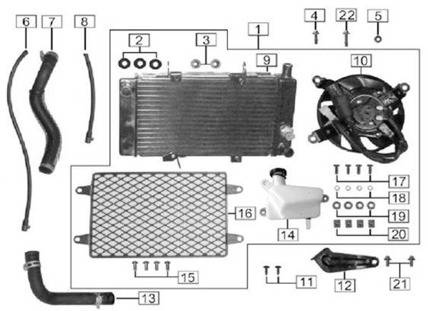 Screw M6x12 2