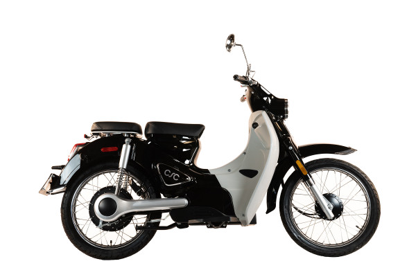 CSC Monterey Electric Scooter - Black