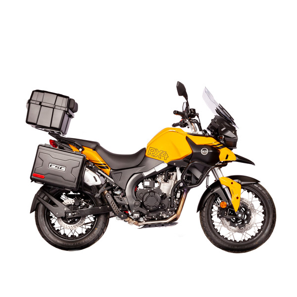 RX4 Adventure - Fire Yellow  - PRE-ORDER