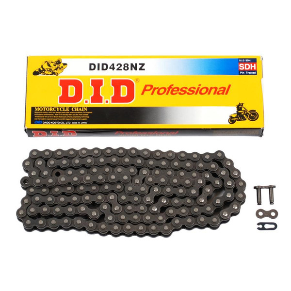 DID SUPER 428NZ-120 NON O-RING CHAIN, FOR SG250