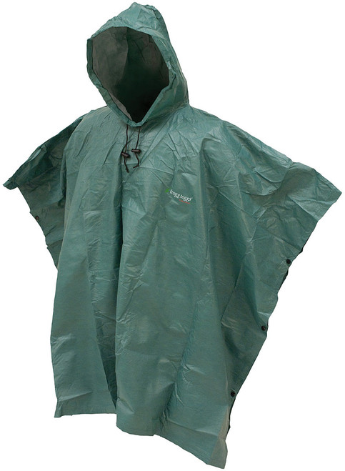 FROGG ACTION PONCHO GREEN