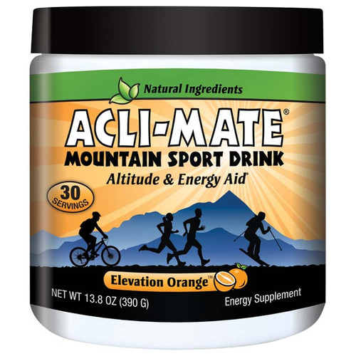 ACLI-MATE MTN ORANGE TUB