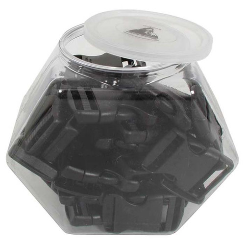 "2"" SIDE RELEASE BUCKLE BIN 24"