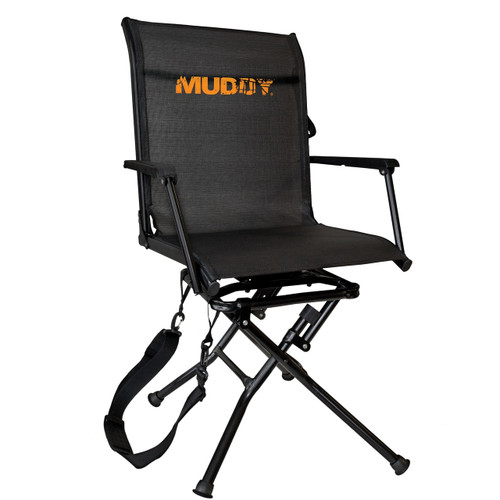 Muddy Swivel-Ease Ground Seat