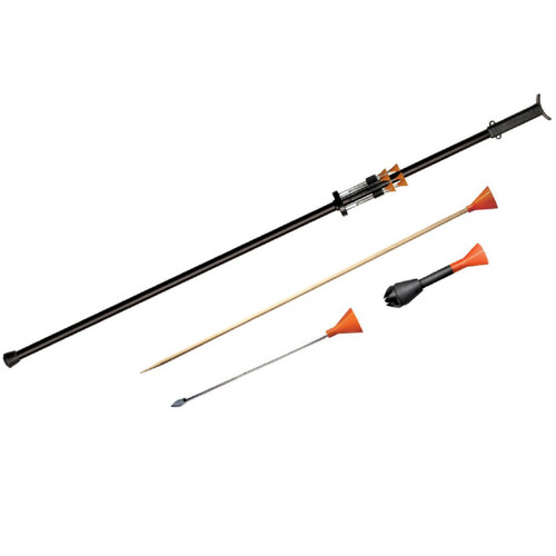 Cold Steel .357  Magnum Blowgun - 4 Foot