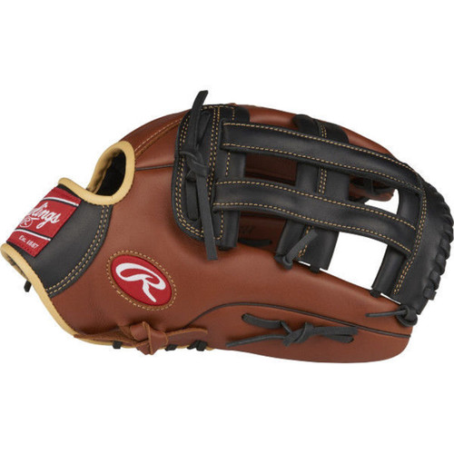 """Rawlings Sandlot Series 12 3/4"""" Outfield Glove - Right"""