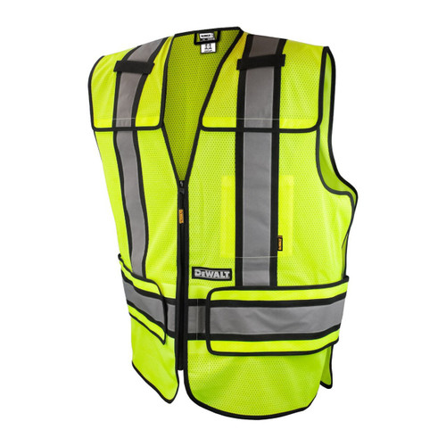 Dewalt Class 2 Adjustable Breakaway Mesh Vest XL/3XL