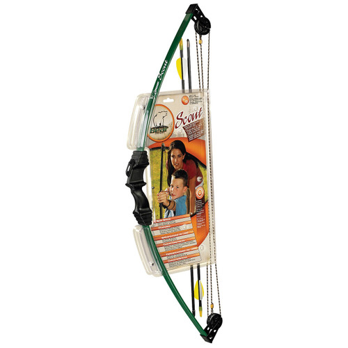 "Bear Archery Scout Bow Set 8/13#  16/24"" AYS6000"