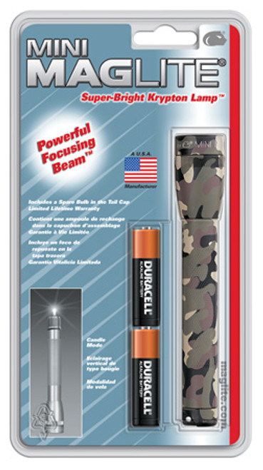 Maglite AAA Flashlight Black M3A016