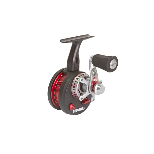 Frabill Straight Line 371 Ice Fishing Reel in Clamshell Pack