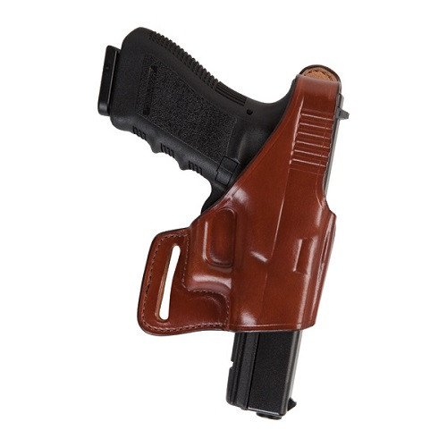 Bianchi 75 Venom Size 21A Belt Slide Holster Right Hand-Tan