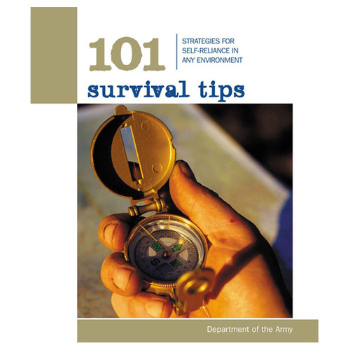 101 SURVIVAL TIPS
