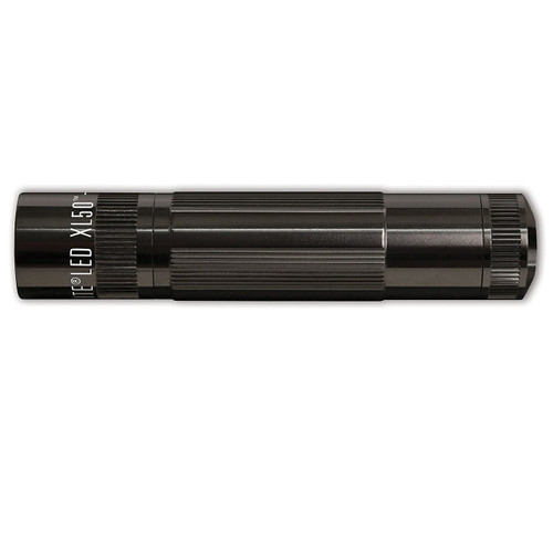 Maglite XL50 LED 3-Cell AAA Flashlight, Black