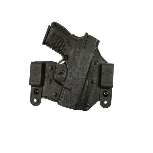 DeSantis Intruder SandW MandP Shield 9/40 - Black Right Hand