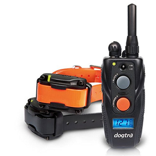Dogtra 1/2 Mile 2 Dog Compact Remote Training Collar System
