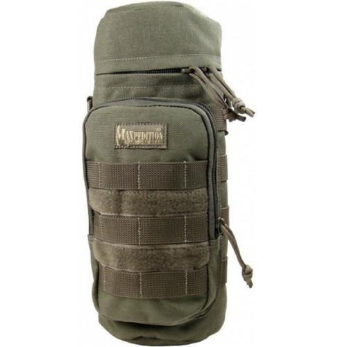 "Maxpedition 12"" x 5"" Bottle Holder Foliage Green"