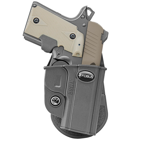 Fobus Evolution Paddle Holster-Sig/Springfield/Kimber Micro