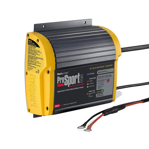 Pro Mariner ProSport 6 Single Bank Charger
