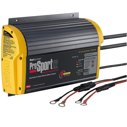 Pro Mariner ProSport 8 2 Bank Charger