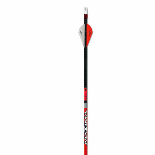 Carbon Express Maxima Red Arrow 350 2in. Vane 6Pk 50754