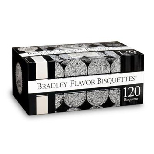 Bradley Apple Bisquettes 120 Pack