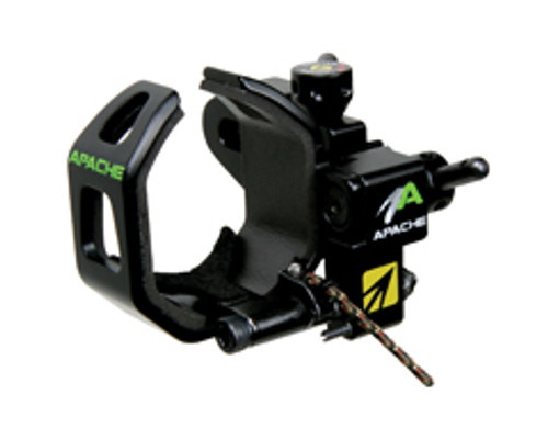 New Archery Apache Arrow Rest Righthand Blk