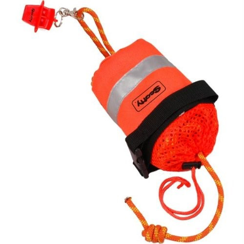 Scotty Throw Bag w/50 ft Floating MFP Line