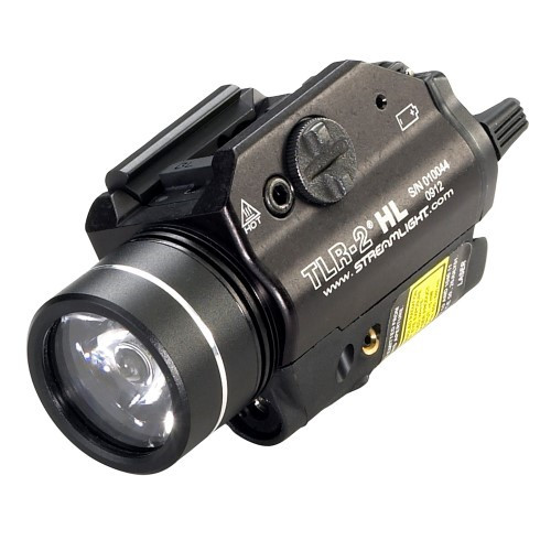 Streamlight TLR-2 HL 800 Lumen light w/Red Laser