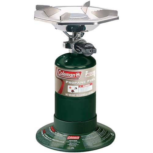 Coleman 1 Burner Bottle Top Stove Green 200020950