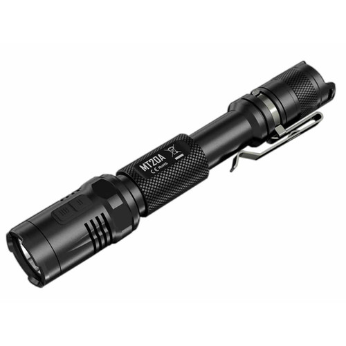 Nitecore MT20A Tactical Flashlight Black