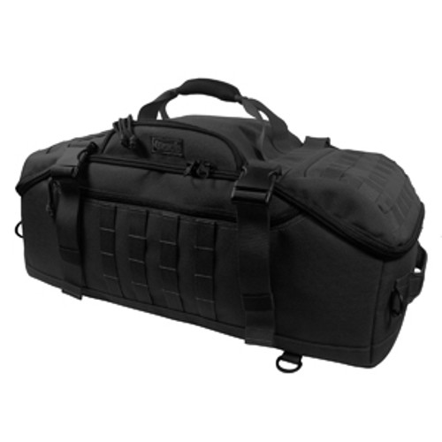 Maxpedition Doppel Duffel Adventure Bag Black