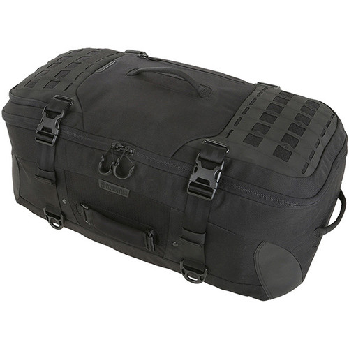 Maxpedition IRONSTORM Adventure Travel Bag Black