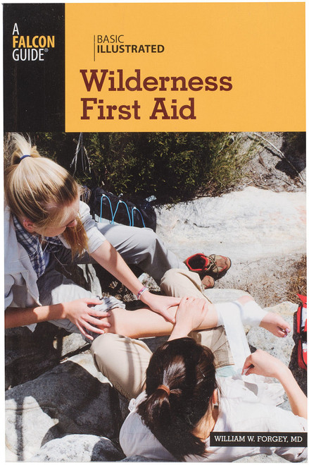 B.I. WILDERNESS FIRST AID 2ND