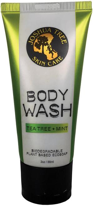 JTREE TEA TREE MINT BODY WASH