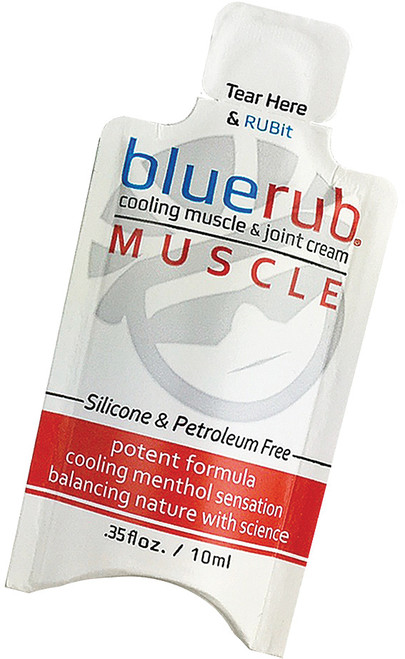 BLUERUB MUSCLE RUB SINGLES
