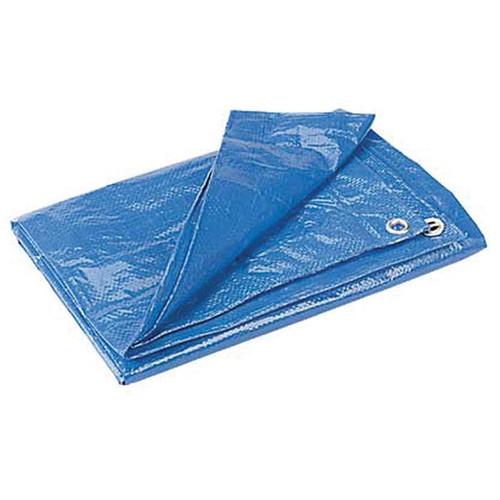 BLUE POLY TARP 5' X 7'