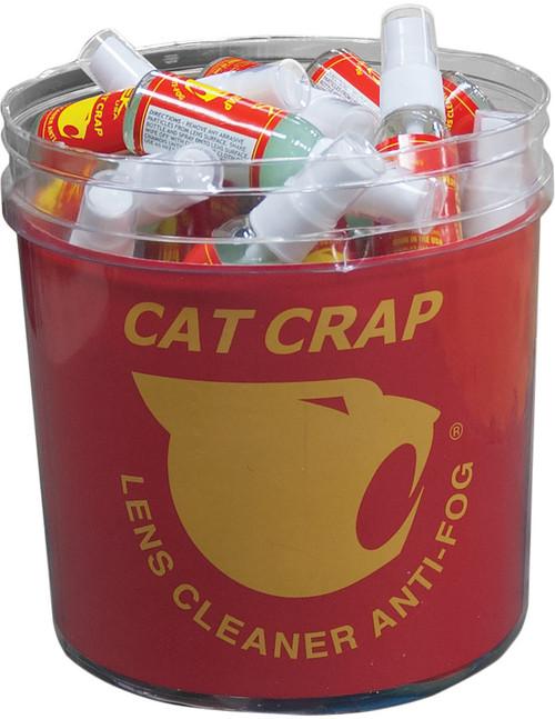 CAT CRAP SPRAY CLEANER 48PC