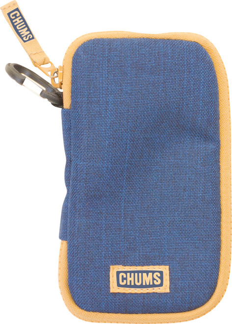 CHUMS TECH WALLET NAVY